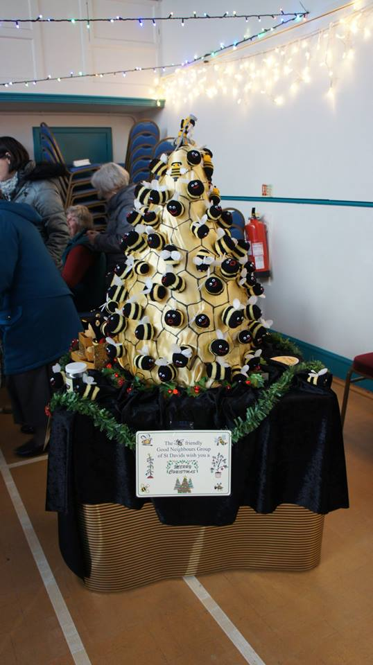 St Davids Festival of Christmas Trees 2018